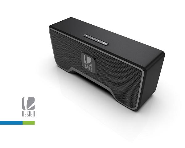 Thiết kế kiểu dáng loa Bluetooth